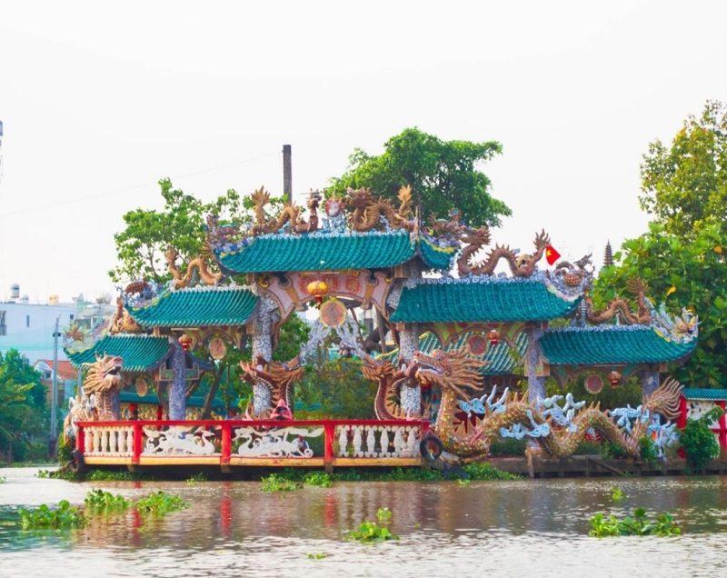 Chùa Miếu Nổi – linh thiêng giữa Sài Gòn