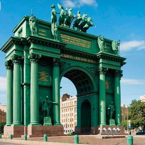 TOUR DU LỊCH NGA 2020: MATXCOVA – ST. PETERSBURG – MATXCOVA – SERGIEV POSAD 10N9Đ