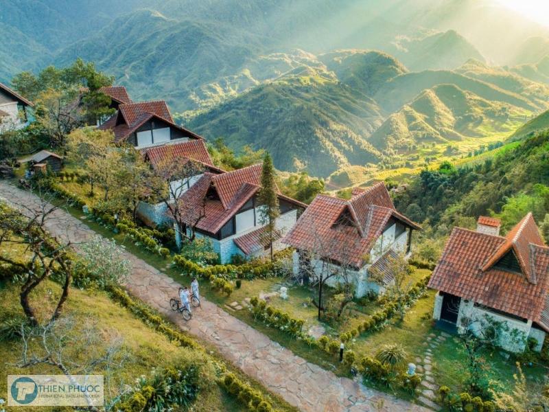 Sapa Jade Hill Resort – Khu nghỉ dưỡng có toạ độ check in đẹp như Châu Âu